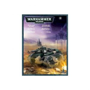 Games Workshop (Direct) Warhammer 40,000  Astra Militarum Astra Militarum Hellhound - 99120105044 - 5011921016525