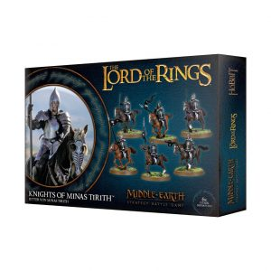 Games Workshop Middle-earth Strategy Battle Game  Good - Lord of the Rings Lord of The Rings: Knights of Minas Tirith - 99121464015 - 5011921107711