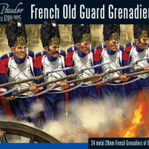 Warlord Games Black Powder  French (Napoleonic) French Late Grenadiers of the Guard - WGN-FR-14 - 5060393700838
