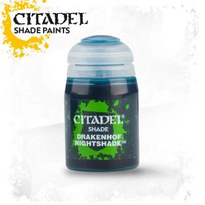 Games Workshop   Citadel Shade Shade: Drakenhof Nightshade (24ml) - 99189953020 - 5011921068791