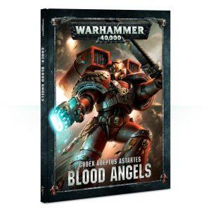 Games Workshop Warhammer 40,000  Blood Angels Codex: Blood Angels (old) - 60030101038 - 9781788260503