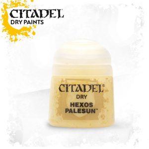 Games Workshop   Citadel Dry Dry: Hexos Palesun - 99189952001 - 5011921027033