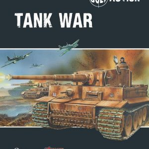 Warlord Games Bolt Action  Tank War Tank War - Bolt Action Supplement (French) - 409920004 - 9780993058936