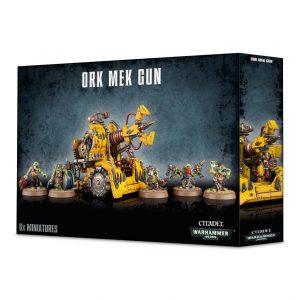 Games Workshop Warhammer 40,000  Orks Ork Mek Gun - 99120103029 - 5011921050772
