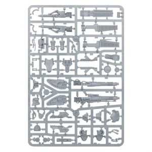 Games Workshop (Direct) Adeptus Titanicus  40k Direct Orders Adeptus Titanicus: Reaver Melta Cannon, Chainfist, Volcano Cannon and Turbo Laser - 99220399004 - 5011921121403