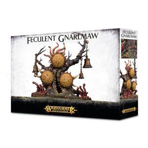 Games Workshop Warhammer 40,000 | Age of Sigmar  Age of Sigmar Terrain Feculent Gnarlmaw - 99129915047 - 5011921092703