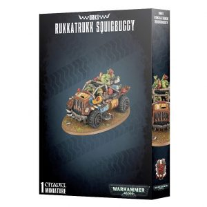 Games Workshop Warhammer 40,000  Orks Ork Rukkatrukk Squigbuggy - 99120103066 - 5011921108022