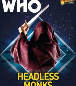 Warlord Games Doctor Who  Doctor Who Doctor Who: The Headless Monks - 602210137 - 5060393709503