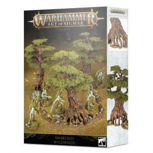 Games Workshop Age of Sigmar  Sylvaneth Age of Sigmar: Awakened Wyldwood - 99120204023 - 5011921123704