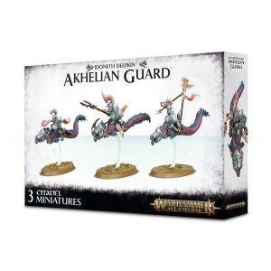 Games Workshop Age of Sigmar  Idoneth Deepkin Idoneth Deepkin Akhelian Guard - 99120219008 - 5011921097524