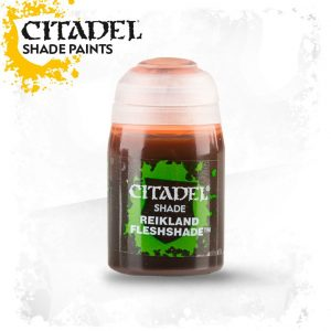 Games Workshop   Citadel Shade Shade: Reikland Fleshshade (24ml) - 99189953027 - 5011921069057