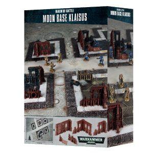 Games Workshop   40k Terrain Realm of Battle: Moon Base Klaisus - 99220199067 - 5011921089819