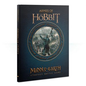 Games Workshop Middle-earth Strategy Battle Game  Books & Supplements Armies of The Hobbit - 60041499041 - 9781788263306