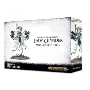 Games Workshop Age of Sigmar  Nighthaunts Nighthaunt Lady Olynder - 99120207064 - 5011921103614