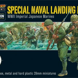 Warlord Games Bolt Action  Japan (BA) Special Naval Landing Force - WGB-JI-03 - 5060200848609