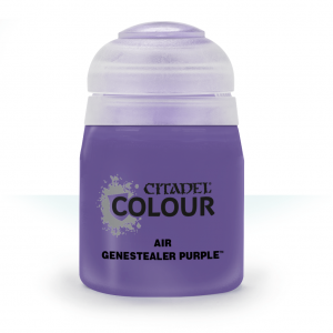 Games Workshop   Citadel Air Air: Genestealer Purple (24ml) - 99189958075 - 5011921115549