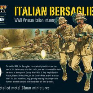Warlord Games Bolt Action  Italy (BA) Italian Basigliari Infantry - WGB-II-01 - 5060200848449