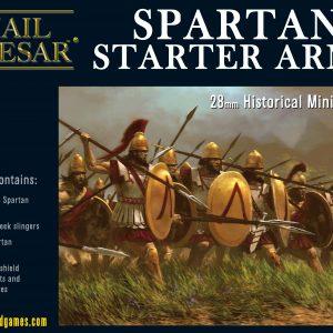 Warlord Games Hail Caesar  Classical World Spartan Starter army - 109914801 - 5060393708506