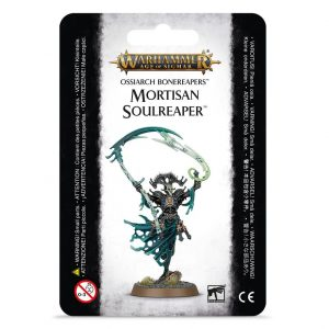 Games Workshop Age of Sigmar  Ossiarch Bonereapers Ossiarch Bonereapers Mortisan Soulreaper - 99070207011 - 5011921126262