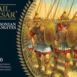 Warlord Games Hail Caesar  Classical World Macedonian Phalangites - WGH-MAC-01 -