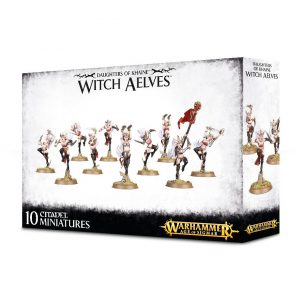 Games Workshop Age of Sigmar  Daughters of Khaine Daughters of Khaine Witch Aelves - 99120212020 - 5011921095636