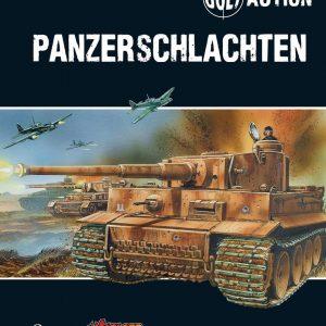 Warlord Games Bolt Action  Tank War Tank War - Bolt Action Supplement (German) - 409930008 - 9783945580073