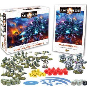 Warlord Games Beyond the Gates of Antares  Antares Essentials Beyond the Gates of Antares Starter Set - WGA-START-01 - 5060393702368
