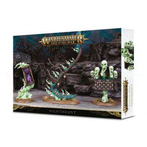 Games Workshop Age of Sigmar  Nighthaunts Endless Spells: Nighthaunt - 99120207053 - 5011921098620