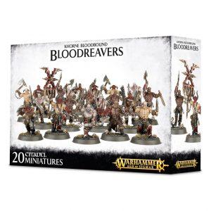 Games Workshop Age of Sigmar  Blades of Khorne Khorne Bloodreavers - 99120201037 - 5011921063574