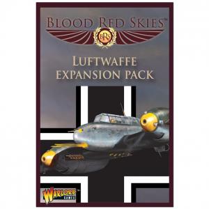 Warlord Games Blood Red Skies  Blood Red Skies Blood Red Skies: Luftwaffe Expansion - 779511001 - 5060572502703