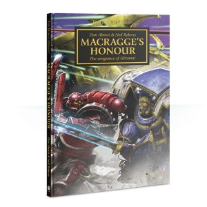 Games Workshop   The Horus Heresy Books The Horus Heresy: Macragge's Honour (Graphic Novel) - 60040181686 - 9781784969486