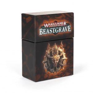Games Workshop Warhammer Underworlds  Warhammer Underworlds Warhammer Underworlds: Beastgrave Deck Box - 99220799013 - 5011921126484
