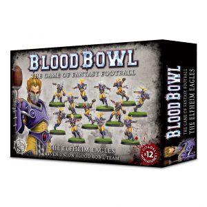 Games Workshop Blood Bowl  Blood Bowl Blood Bowl: Elfheim Eagles Team - 99120999014 - 5011921097449