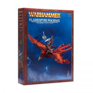 Games Workshop (Direct) Age of Sigmar  Age of Sigmar Direct Orders Aelf Flamespyre Phoenix - 99120210025 - 5011921046522