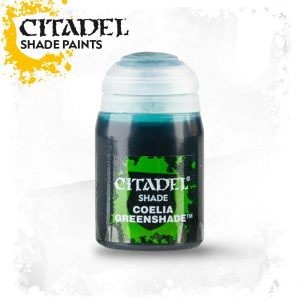Games Workshop   Citadel Shade Shade: Coelia Greenshade (24ml) - 99189953025 - 5011921068845
