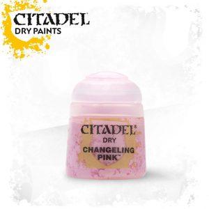 Games Workshop   Citadel Dry Dry: Changeling Pink - 99189952017 - 5011921027194