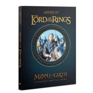 Games Workshop Middle-earth Strategy Battle Game  Books & Supplements Armies of The Lord of the Rings - 60041499040 - 9781788262361