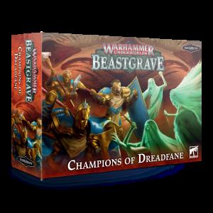 Games Workshop Warhammer Underworlds  Warhammer Underworlds Warhammer Underworlds: Champions of Dreadfane - 60120799002 - 5011921126835