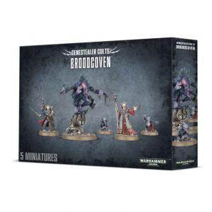 Games Workshop Warhammer 40,000  Genestealer Cults Genestealer Cult Broodcoven - 99120117001 - 5011921077076