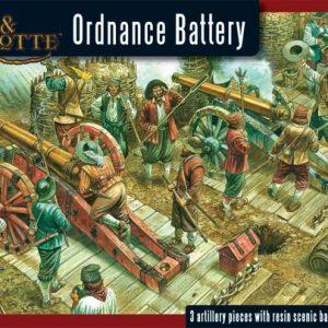Warlord Games Pike & Shotte  Thirty Years War 1618-1648 Pike & Shotte Ordnance Battery - WGP-18 - 5060393701750
