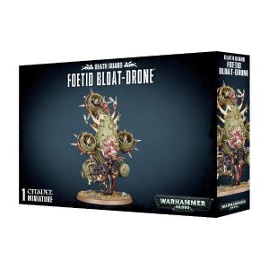 Games Workshop Warhammer 40,000  Death Guard Death Guard Foetid Bloat-drone - 99120102127 - 5011921153565