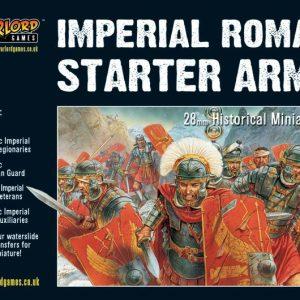 Warlord Games Hail Caesar  Imperial Romans Imperial Roman Starter Army Box - WGA-IR-1 - 5060200841006