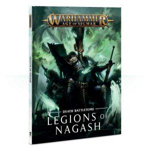 Games Workshop Age of Sigmar  Battletome Battletome: Legions of Nagash - 60030207010 - 9781788261463