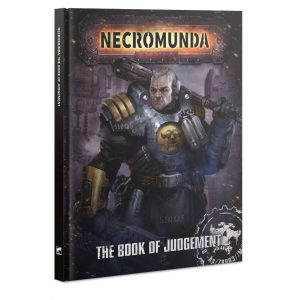 Games Workshop Necromunda  Necromunda Necromunda: The Book of Judgement - 60040599022 - 9781785818646
