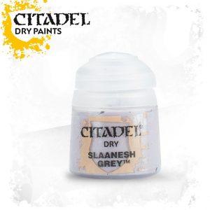 Games Workshop   Citadel Dry Dry: Slaanesh Grey - 99189952033 - 5011921067350