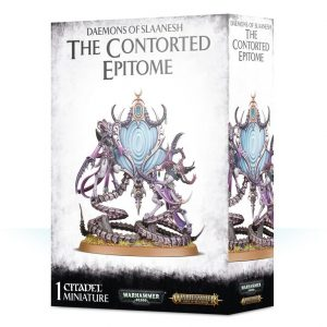 Games Workshop Age of Sigmar  Hedonites of Slaanesh The Contorted Epitome - 99129915054 - 5011921114597