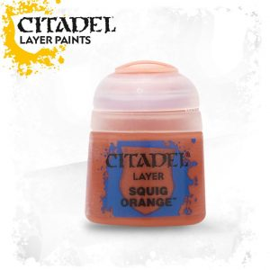 Games Workshop   Citadel Layer Layer: Squig Orange - 99189951008 - 5011921026708