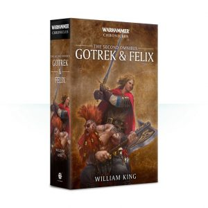 Games Workshop   Warhammer Chronicles Gotrek & Felix: The Second Omnibus (Paperback) - 60100281233 - 9781784968762