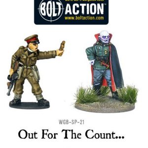Warlord Games Bolt Action  Bolt Action Extras Out for the Count - WGB-SP-21 -