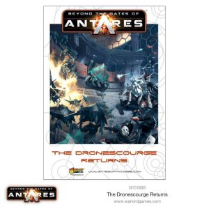Warlord Games Beyond the Gates of Antares  Virai Dronescourge The Dronescourge Returns - 501010005 - 9781911281382